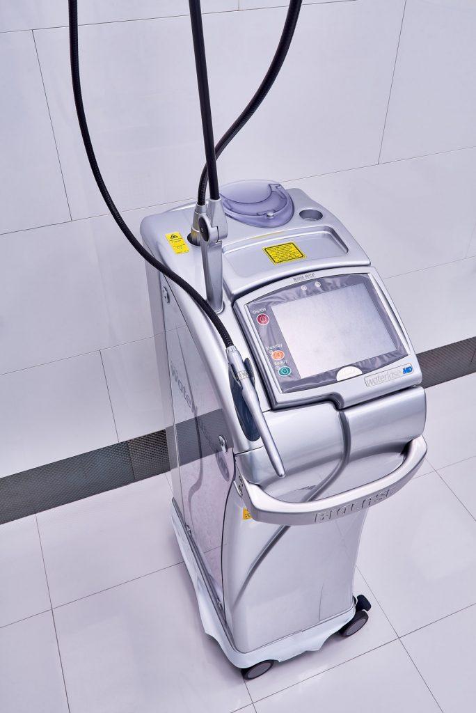 Эрбиевый лазер Waterlase.