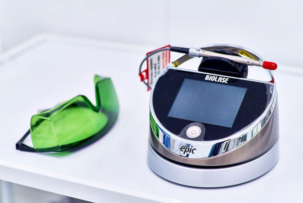 Диодный лазер Epic-10.