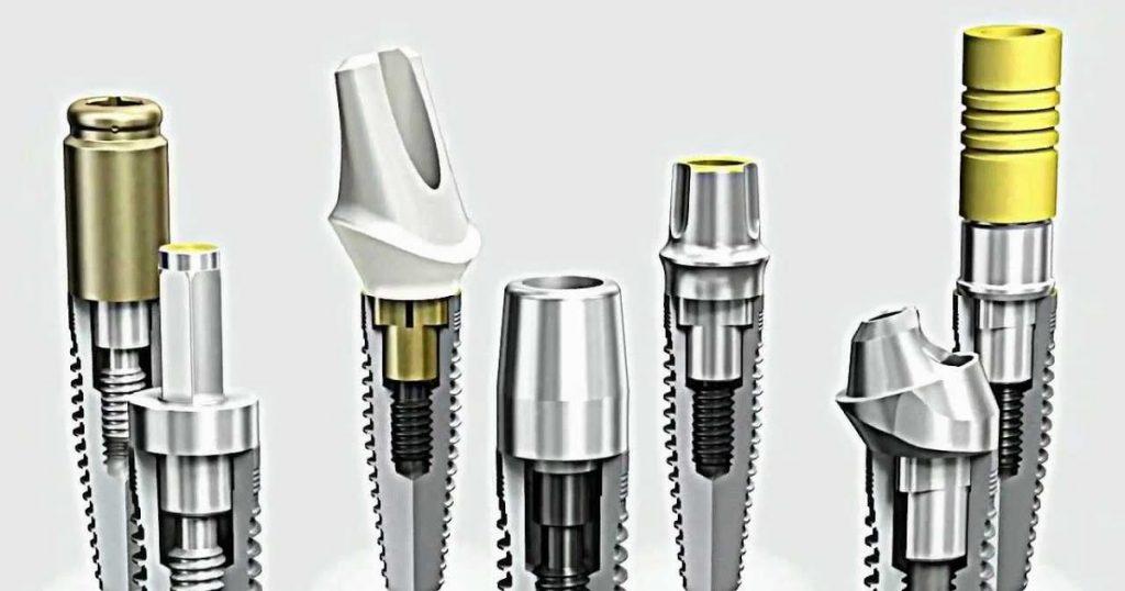 Популярные бренды штифтов для имплантации